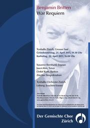 B. Britten: War Requiem - 2011
