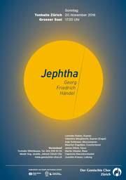 G. F. Händel: Jephtha - 2016
